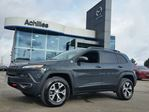 2016 Jeep Cherokee Trailhawk, V6, Roof, Trail Rated in Milton, Ontario