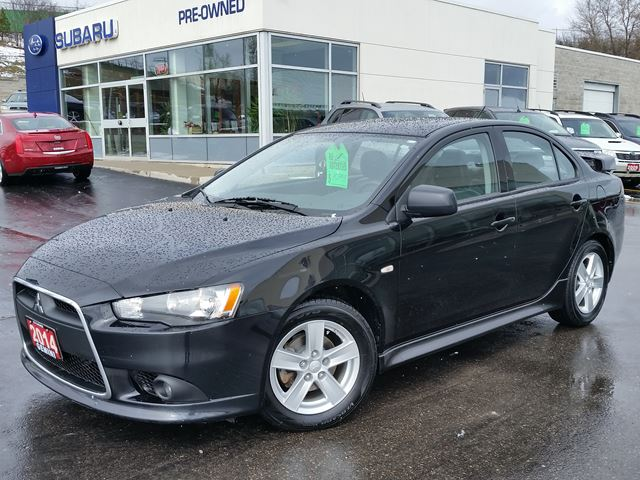 2014 MITSUBISHI LANCER SE 5spd FWD in Kitchener, Ontario