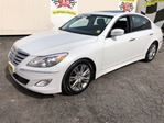 2013 Hyundai Genesis 3.8, Automatic, Navigation, Heated Seats in Burlington, Ontario