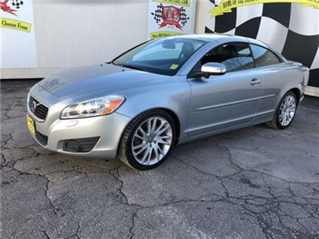 2011 VOLVO C70 T5, Automatic, Heated Seats, Bluetooth in Burlington, Ontario