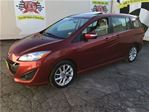 2014 Mazda MAZDA5 GT, Automatic, Leather, Heated Seats in Burlington, Ontario