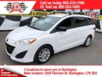 2012 Mazda MAZDA5 GS, Automatic, Bluetooth, Only 97,000km in Burlington, Ontario