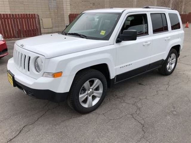 2016 JEEP PATRIOT North, Automatic, Power Windows and Lock's in Burlington, Ontario