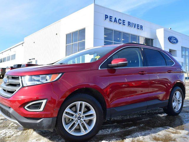 2016 FORD EDGE SEL in Peace River, Alberta