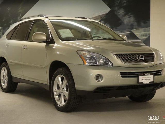 2008 LEXUS RX 400 h Base in Richmond, British Columbia