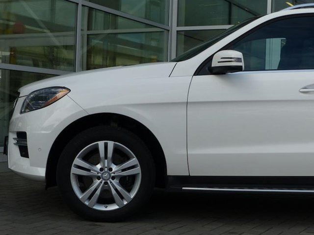 2015 MERCEDES-BENZ M-Class BlueTEC 4MATIC in Vancouver, British Columbia