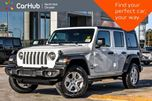 2018 Jeep Wrangler Unlimited New Car Sport 4x4 Convi.,Cold Wthr.,Safety,Technology Pkgs in Thornhill, Ontario