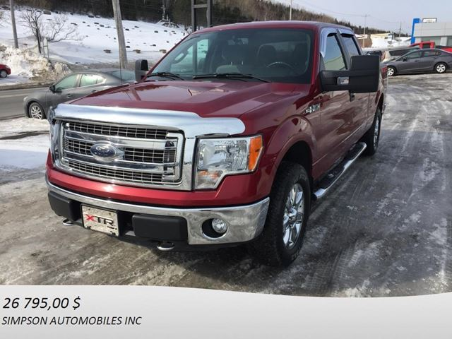 Ford F  Fx In Gaspe Quebec
