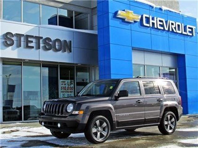 2015 Jeep Patriot High Altitude in Drayton Valley, Alberta