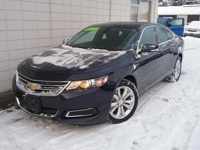 2017 CHEVROLET IMPALA LT in Smithers, British Columbia