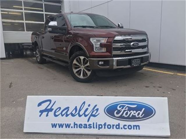 2016 FORD F-150 King Ranch in Hagersville, Ontario