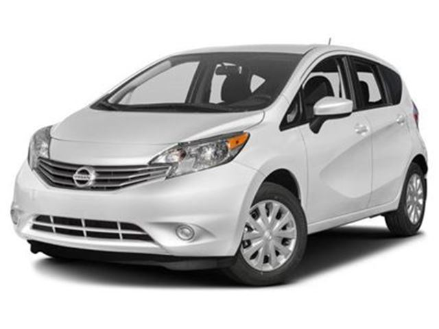2016 NISSAN VERSA 1.6 S 5-Door HB in Coquitlam, British Columbia