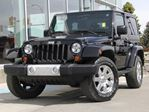 2012 Jeep Wrangler Sahara 2dr 4x4 in Kamloops, British Columbia