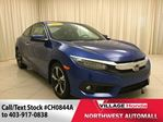 2017 Honda Civic Touring in Calgary, Alberta