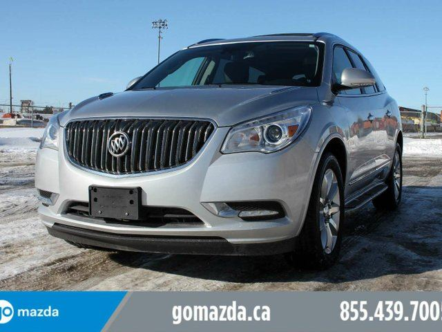 2017 BUICK ENCLAVE PREMIUM AWD FULL LOAD ACCIDENT FREE in Edmonton, Alberta