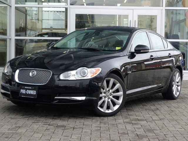 2011 JAGUAR XF Luxury in Vancouver, British Columbia