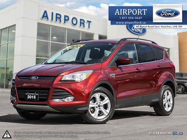 2015 FORD Escape SE FWD with only 70,463 kms in Hamilton, Ontario