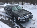 2005 Lincoln Town Car Signature L series ONLY 107300 km in Perth, Ontario
