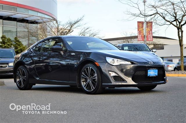 2016 SCION FR-S Pioneer stereo, A/C, Cruise control, bluetooth in Richmond, British Columbia