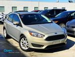 2015 Ford Focus SE HB A/T Low Kms Local Bleutooth USB AUX Rearv in Port Moody, British Columbia