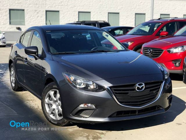 2014 MAZDA MAZDA3 GX-SKY HB A/T No Accident Blueooth AUX CD Playe in Port Moody, British Columbia