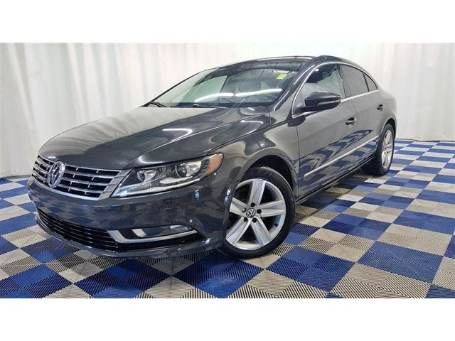 2013 VOLKSWAGEN PASSAT Sportline/BLUETOOTH/REAR CAM/LEATHER in Winnipeg, Manitoba