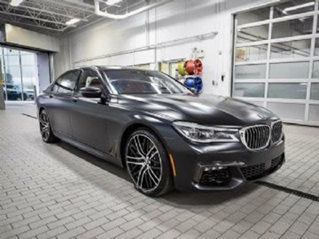 2018 Bmw 7 Series 750li Xdrive W Executive Package Mississauga