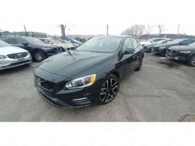 2018 VOLVO S60 T5 AWD Dynamic Web Offer in Mississauga, Ontario