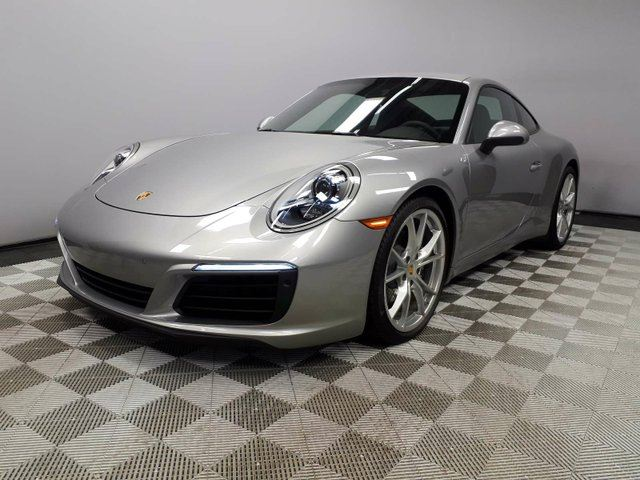2018 PORSCHE 911 CERTIFIED PRE-OWNED | Sport Exhaust | PASM | in Edmonton, Alberta