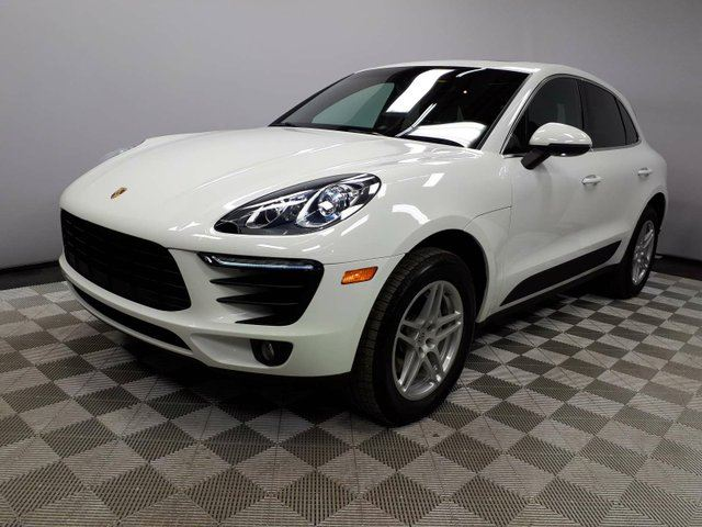 2015 PORSCHE MACAN Macan S - CPO - Traded in on new Macan in Edmonton, Alberta