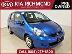 2008 Honda Fit Maunal Transmission Priced to Sell Cruise Co in Richmond, British Columbia