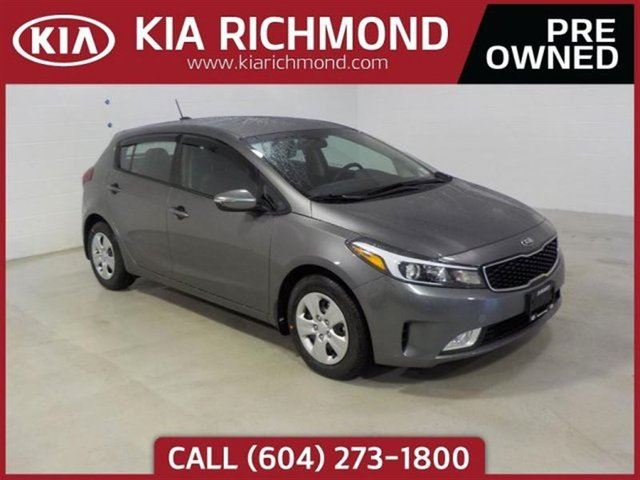 2017 KIA FORTE LX+ in Richmond, British Columbia