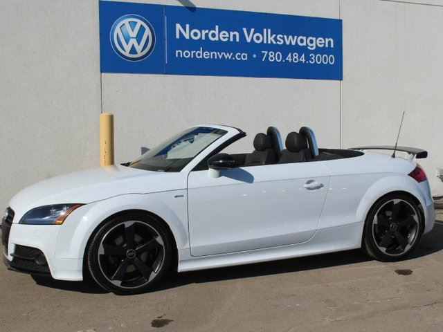 2014 AUDI TT 2.0T 2dr All-wheel Drive quattro Roadster in Edmonton, Alberta