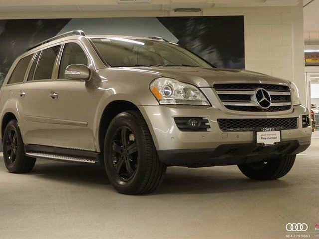 2007 MERCEDES-BENZ GL-CLASS 4MATIC in Richmond, British Columbia