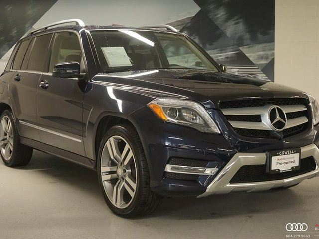 2014 MERCEDES-BENZ GLK-CLASS Base in Richmond, British Columbia