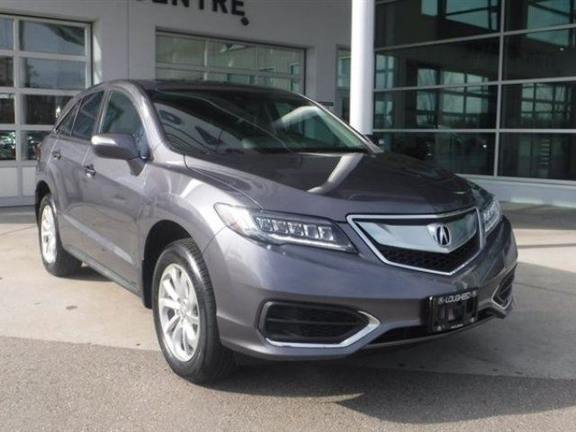 2017 ACURA RDX Technology in Coquitlam, British Columbia