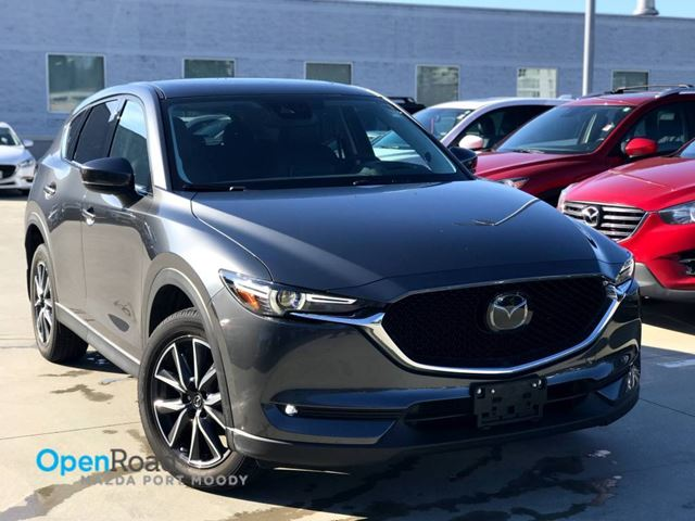 2017 MAZDA CX-5 GT AWD A/T No Accident Local One Owner Bluetoot in Port Moody, British Columbia