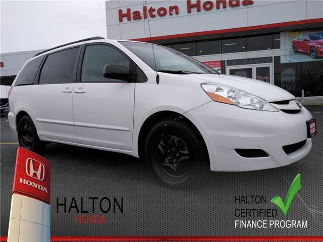 2008 TOYOTA Sienna CE|ACCIDENT FREE|U.S VEHICLE in Burlington, Ontario