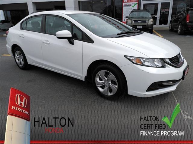 2014 HONDA Civic LX LX|JUST IN|PICTURES COMING SOON in Burlington, Ontario