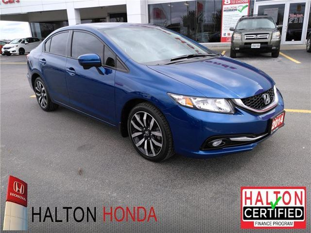 2014 HONDA Civic Touring Touring|JUST IN|PICTURES COMING SOON in Burlington, Ontario