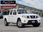 2014 Nissan Frontier 4x4 ONLY 139K! **BACK-UP CAMERA** **CLN CARPROOF* in Scarborough, Ontario