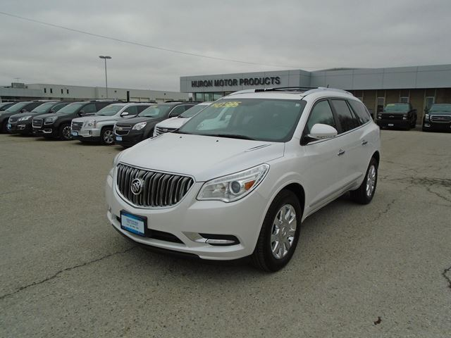 2017 BUICK ENCLAVE Leather in Exeter, Ontario