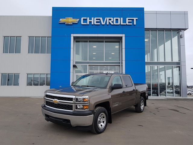 2015 Chevrolet Silverado 1500 LS in Cold Lake, Alberta