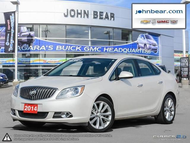 2014 BUICK VERANO Convenience 1 in St Catharines, Ontario