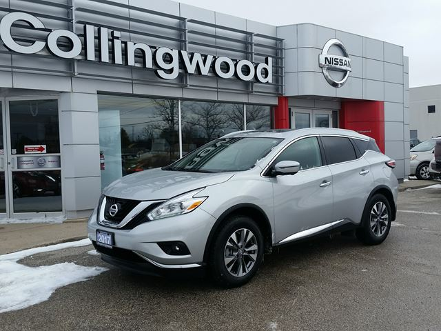 2017 Nissan Murano SL AWD *1 OWNER* in Collingwood, Ontario