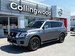 2017 Nissan Armada Platinum *EXECUTIVE DEMO* in Collingwood, Ontario