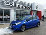 2015 Nissan Versa SR *1 OWNER* in Collingwood, Ontario