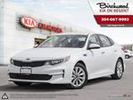 2018 Kia Optima LX+ July PRE-Owned Clearout ON NOW!! 2 Days Only!! in Winnipeg, Manitoba