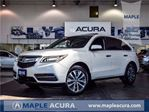 2016 Acura MDX Navi Pkg, Blind spot, Acura Watch safety in Maple, Ontario