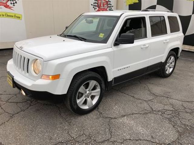 2016 JEEP PATRIOT North, Automatic, Bluetooth, in Burlington, Ontario